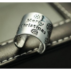 Oyang The New Creative English Open Personality Ring