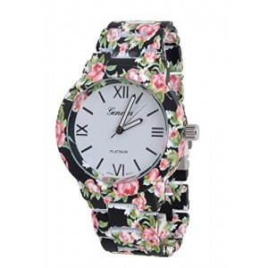 Flower Style Women Watch
