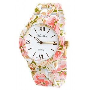 Flower Style Fashion Women Watch