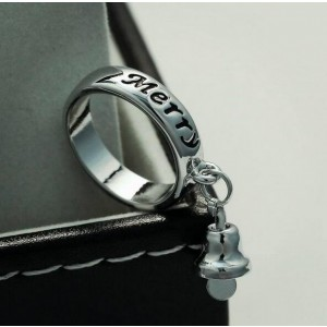 Oyang The New Creative English Bell Personality Ring