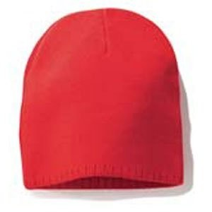 Solid Blank Short Beanie Cap - (Many Colors Available)