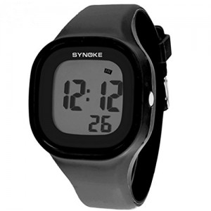 SYNOKE Kids Student Watches with Alarm Calendar Noctilucent Swimming Waterproof Digital Watches