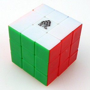 Type C Mini 3X3X3 3cm Cube Puzzle Stickerless