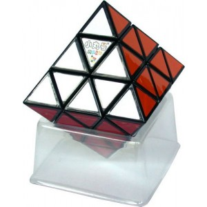 Maru XWH Diamond Style Magic Cube Black