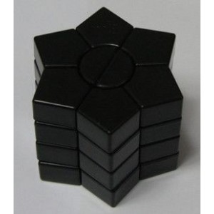 MF8 Star Super Square-1 Speed Cube Black