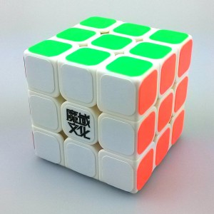 Moyu LI Ying Magic Cube Moyu Speed Cube white