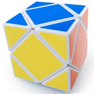 ShengShou Skewb Magic cube White