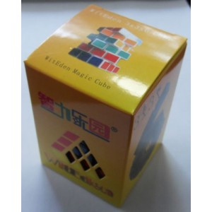 WitEden 3x3x6 Magic Cube Black