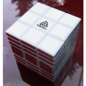 WitEden Cubic 3x3x7 Magic Cube(White)