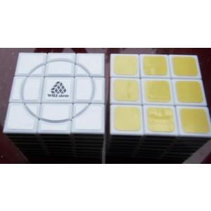 WitEden Super 3x3x8 Magic Cube(White)
