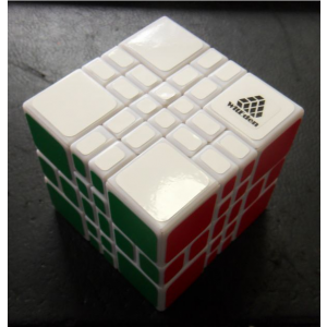 WitEden 4*4*3 Mixup Cube(White,official version)