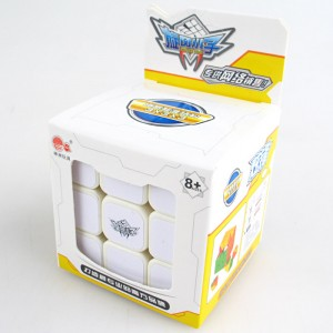 Cyclone boys Speed cube 5.5cm 3x3x3 white