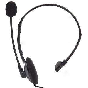 Headphone Microphone for Sony Play Station 4/ PC