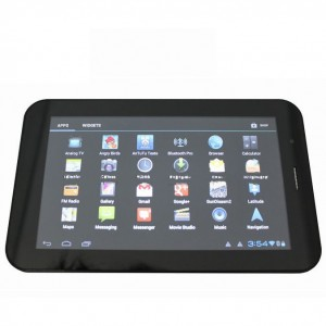 7-inch MTK8377 Dual Core Android 4.0 Dual Sim Tablet with Bluetooth/GPS/WIFI/Dual Camera