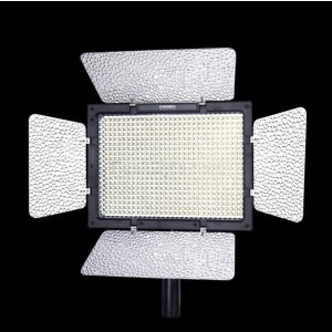 YONGNUO YN-600 600pcs of LED Studio Video Light for Canon Nikon Camcorder
