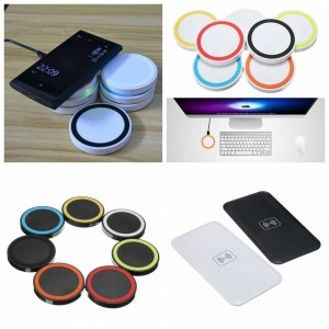 Eastvita Hot Sale New Pro QI Wireless Charging Charger Pad+USB Cable Mat for iPhone Samsung Nokia HTC LG SONY