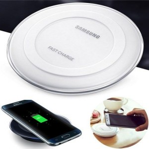 Hot Sale New QI Wireless Fast Charger Charging Pad For Samsung Galaxy S6 Edge + Plus Note 5