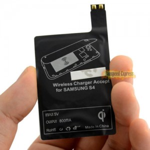 Hot Sale New Qi Standard Wireless Charging Power Receiver Coil For Samsung Note 3