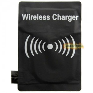 Hot Sale New Qi Standard Wireless Charging Power Receiver Coil For Samsung Note 2