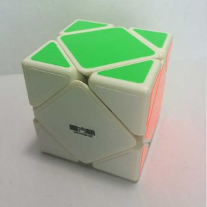 QiYi Skewb Magic Cube White