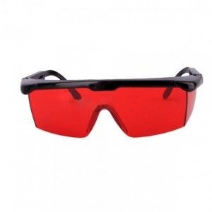432nm & 405nm Blue Laser Eyes Protective Goggle Glasses Red