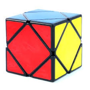 ShengShou Skewb Magic cube Black