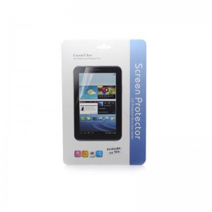 Crystal Clear Screen Protector for Kindle Fire HD