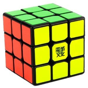 Moyu Tanglong 3x3x3 57mm Speed Cube Black
