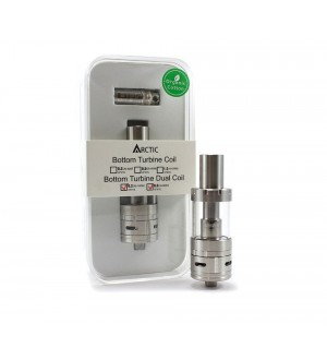 EastVita HORIZON ARCTIC SUB OHM TANK HORIZON TECH 0.5 AND 0.2 OHM ATOMIZER 1:1 clone