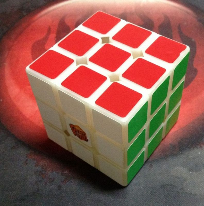 Gan III 3x3x3 Speed Cube with Patented Innovative Octopus