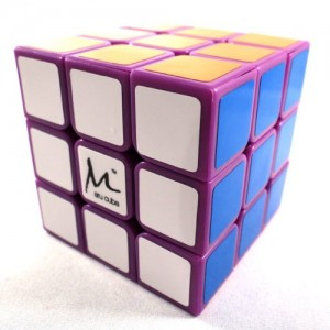Maru CX3 3x3x3 Speed Cube Puzzle, Purple