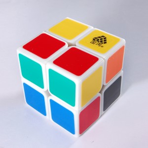 Type C WitTwo V2 2X2X2 Magic Cube White