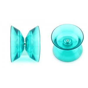 New Professional Yo-Yo High Speed YoYo Y8604 transparent green