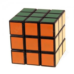DS 3x3x3 Magic Cube Black