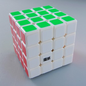 Moyu Aosu Magic Cube Moyu Speed Cube White