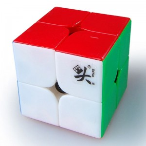 Dayan 46mm 2x2 Speed Cube Magic Cube Stickerless