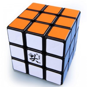 Dayan 2 Guhong Plus V2 3x3x3 Speed Cube Puzzle Black