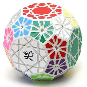 Dayan Gem VI Magic Cube White