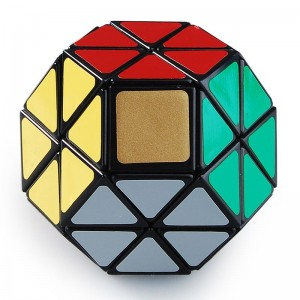 Lanlan Magic Jewel Speed Cube Black