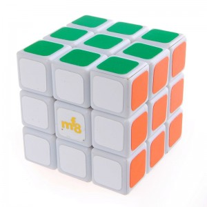 MF8 3x3x3  Speed Cube White