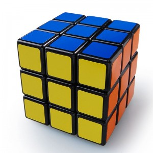 Shengshou Wind 3x3 Magic Cube 3x3x3 333 Puzzle Black
