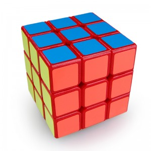 YJ Moyu Weilong 3x3x3 57mm Speed Cube Red
