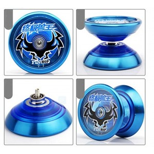 New Professional Yo-Yo High Speed YoYo Y8701 BLUE