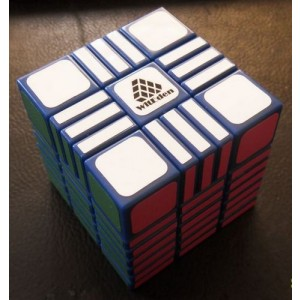 WitEden Cubic 3x3x9II Magic Cube(White)